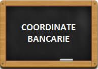 Risultati immagini per coordinate bancarie