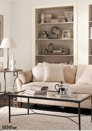 Paint Your Living Room Modernize Your Living Or Family Room With Behr Paint In Cotton