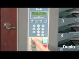 Листоподборщик <b>Duplo DFC</b>-<b>120</b> - YouTube