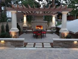 outdoor fireplace paver patio: a stoneage custom designed outdoor fireplace or fire pit will provide a spectacular focal point for your outdoor living space your family and friends will