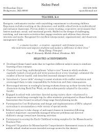 resume  good teacher resume examples  chaoszresume for kindergarten teacher job kindergarten teacher resume preschool