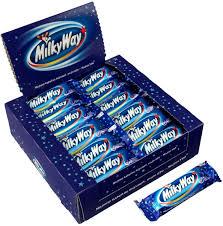 <b>Milky</b> way <b>шоколадный батончик</b>, 36 шт по 26 г — купить в ...