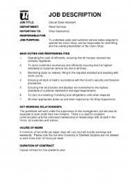 Resume Description For Sales Associate    Custom Writing Services Resume Description For Sales Associate