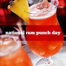 Celebrate National Rum Punch Day – Overcup Press