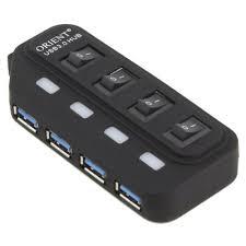 Разветвитель <b>USB Orient BC</b>-<b>306PS</b>