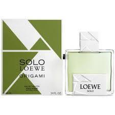 <b>Loewe Solo Origami</b>, купить духи, отзывы и описание <b>Solo Origami</b>