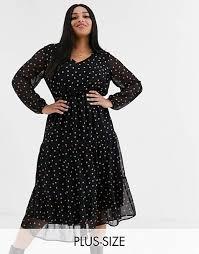 Платья для Полных | Одежда Больших <b>Размеров</b> | ASOS