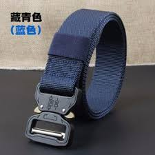 3.8 new Cobra nylon belt men's outdoor tactical belt ... - Vova