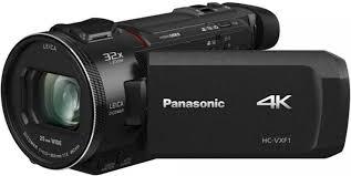 Купить <b>Panasonic HC</b>-<b>VXF1EE</b>-<b>K 4K</b> в Москве: цена <b>видеокамеры</b> ...