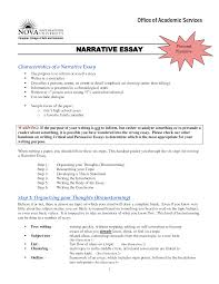 thesis for narrative essay essay topics cover letter narrative essay thesis statement examples of