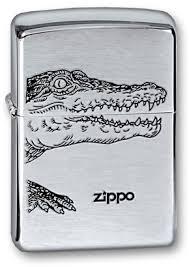 <b>Зажигалка ZIPPO</b> 200 ALLIGATOR купить на Zippo.ru