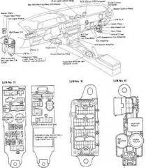 similiar 2001 toyota camry fuse box keywords 2001 toyota camry fuse diagram furthermore toyota camry fuse box