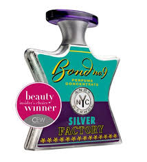 For when I'm feeling sultry... <b>Bond No</b>. <b>9 Andy</b> Warhol Silver Factory ...