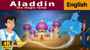 <b>Aladdin</b> and the <b>Magic Lamp</b> in English | Stories for Teenagers ...