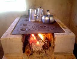 Resultado de imagem para cozinha com fogão caipira