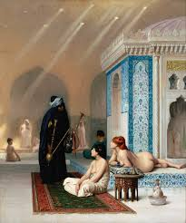 orientalism in song of roland includes edward said s rhetoric pool in a harem
