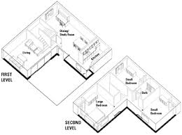 Two Bedroom House Plans With Garage   L shaped Apartment Floor    Two Bedroom House Plans With Garage   L shaped Apartment Floor Plans