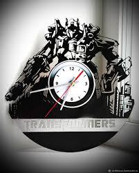 <b>Настенные часы Transformers</b> / Трансформеры – купить на ...