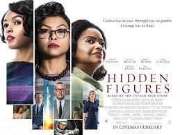Image result for hidden figures movie poster 2016