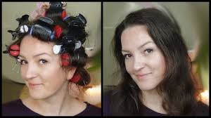 <b>Babyliss</b> Heated Ceramic Rollers <b>Set</b> Unboxing and Demo on Long ...