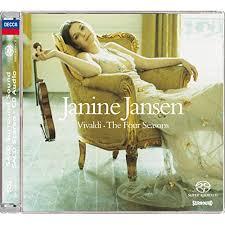 <b>Vivaldi</b>: The Four Seasons by <b>Janine Jansen</b> on Amazon Music ...