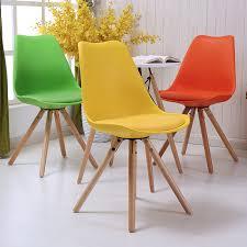 room ergonomic furniture chairs: ergonomic plastic chair lanskaya  piece of set tulip font b chair b font cafe leg beech radiation modern