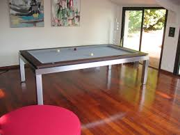 pool table dining tables:  pool dining tables with cool  in  pool dining table with simple white chair
