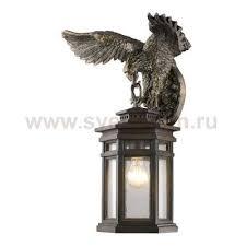 <b>1458</b>-<b>1W</b> - Уличный <b>светильник Favourite</b> Guards: купить в ...