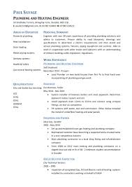 paul savage plumbing and heating engineer cv