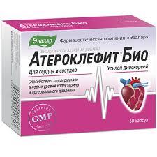 <b>Атероклефит Био капс</b> N <b>60</b> купить в Пермь, описание и ...