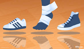The Science of Sneakers: <b>High</b>-<b>Tops</b> vs. Low-Tops | Inside Science