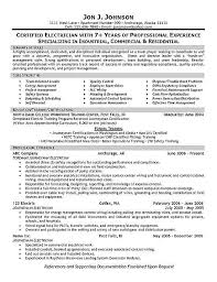 breakupus handsome sampleresumebcjpg with astonishing electrician resume example and unusual supply chain manager resume also free resumes builder in crna resume examples