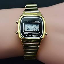 Titgo Women's <b>Watch</b> Luxury Brand Designer <b>LED Digital</b> Full Steel ...