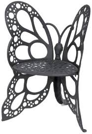 Flower House FHBC205 Butterfly Chair, Black : Patio ... - Amazon.com