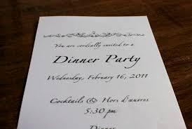 Wonderful Garden Dinner Party Invitation Design Idea White ...