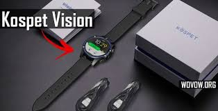 <b>Kospet Vision</b> First REVIEW: <b>Dual</b> Camera Android Smartwatch!
