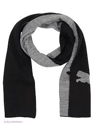 <b>Шарф PUMA</b> Big Cat <b>Knit Scarf PUMA</b> 3123268 в интернет ...