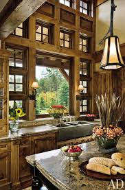 Rustic Farmhouse Kitchens Rustic Kitchens Design Ideas Tips Inspiration
