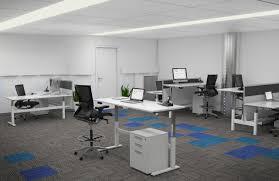 office amazing office desk setup ideas 5