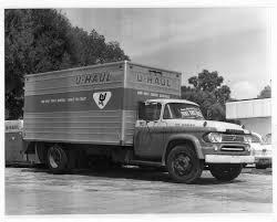 Uhaul Truck S The Very First U Haul Trucks My U Haul Storymy U Haul Story
