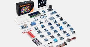 SunFounder 37-<b>Module</b> Sensor Kit V2 for Raspberry Pi Details ...