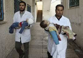 Resultado de imagem para crianças mortas em guerra