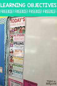 best ideas about learning objectives display learning objective posters