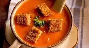 <b>Tomato Soup</b> Recipe (Homemade & Easy) » Dassana's Veg Recipes