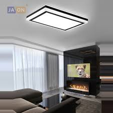 <b>LED Modern Iron Acryl</b> Square Rectangle 7cm Thin LED Lamp.LED ...
