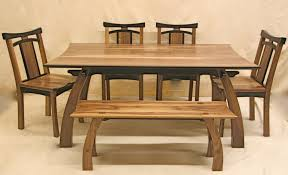 Custom Made Dining Room Furniture Wood Dining Table Chairs Astounding Round Glass Top Dining Tables