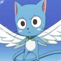<b>Happy</b> | <b>Fairy Tail</b> Wiki | Fandom