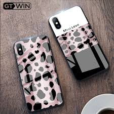 GTWIN Luxury <b>Tempered Glass Case For</b> iPhone Xs Max Xr X 8 7 6 ...
