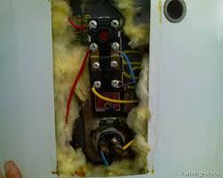 water heater thermostat testing and replacement plumbing help water heater thermostat