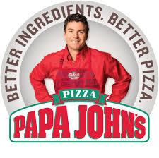 papa john s pizza home facebook image contain 1 person